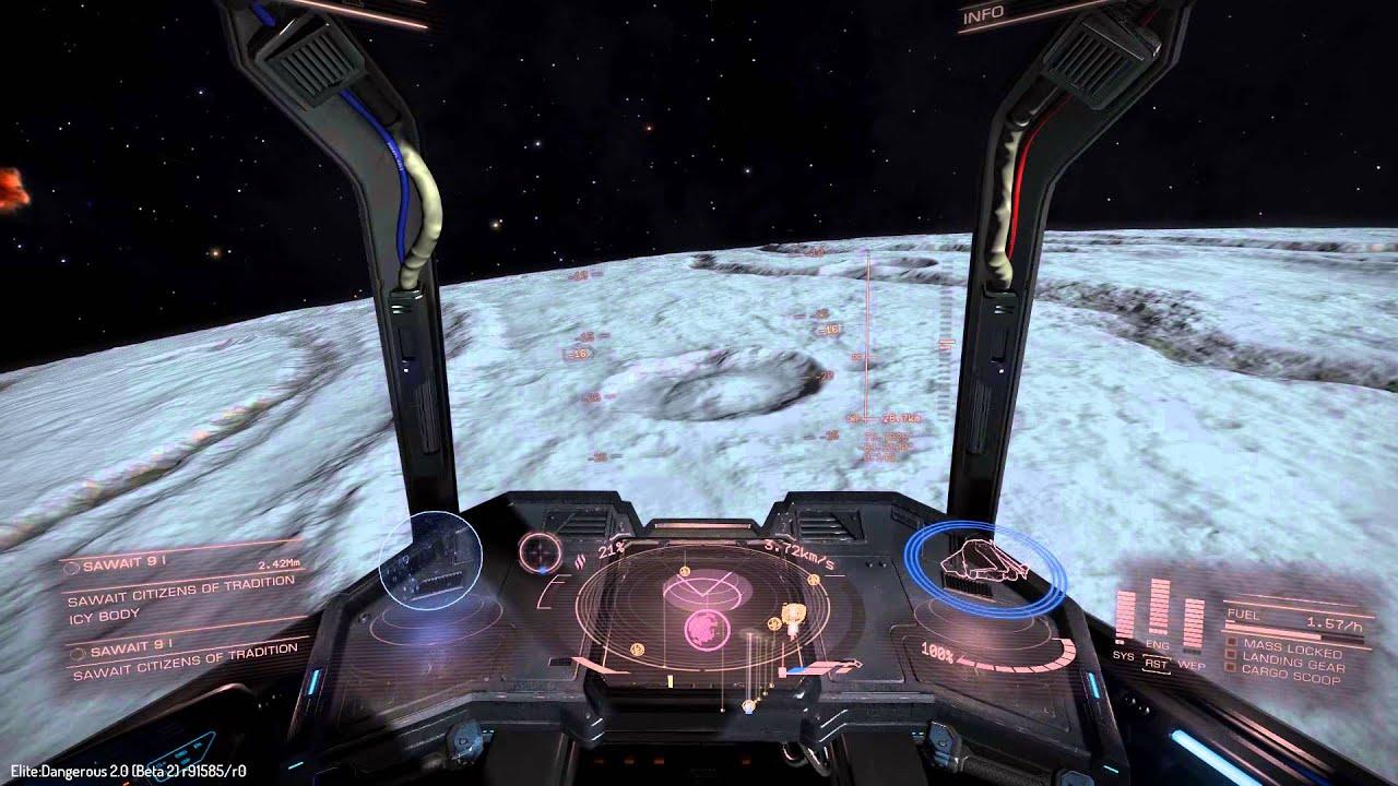 Elite Dangerous : Horizons | Graphic Mod EDFX | Sun and