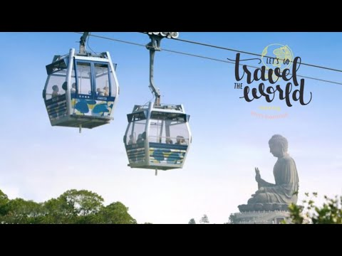 HONGKONG #Part 4 | Ngong Ping 360 - Big Budha