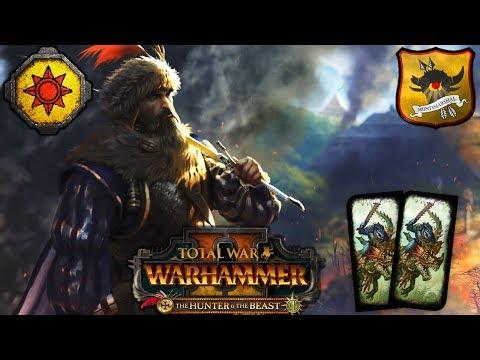 SLANN SLAM SEMI-FINALS - Lizardmen Vs. Empire - Total War Warhammer 2