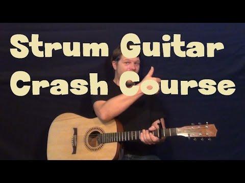 Easy Strum Guitar - Crash Course for Beginners
