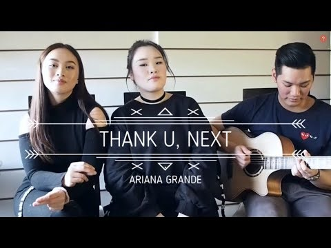 Ariana Grande - Thank U, Next [COVER By GEMINI 邝氏姐妹]