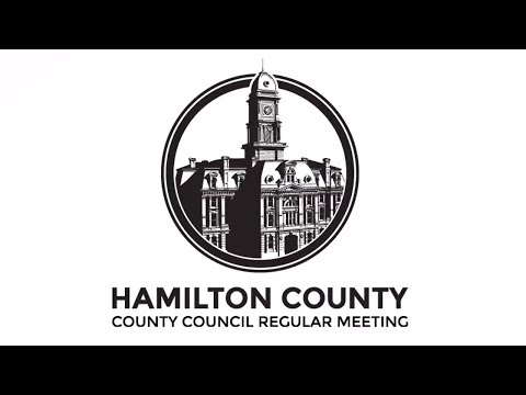 Hamilton County Council Meeting Oct 5, 2016