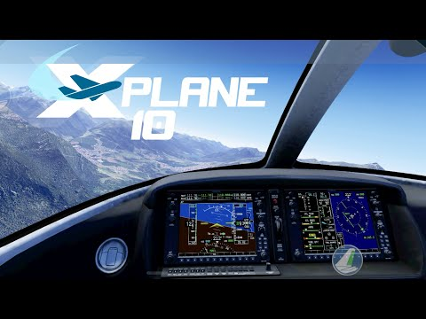 X-Plane 10 Mobile GLOBAL Review - THE BEST MOBILE FLIGHT SIMULATOR