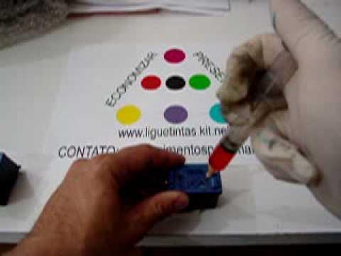 RECARGA DE CARTUCHOS COLORIDOS HP 22 28 57из YouTube · Длительность: 5 мин50 с  · Просмотры: более 282.000 · отправлено: 08.11.2008 · кем отправлено: Conhecimento Sp