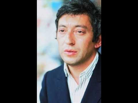Serge Gainsbourg — J'entends siffler le train (1974, version inédite)