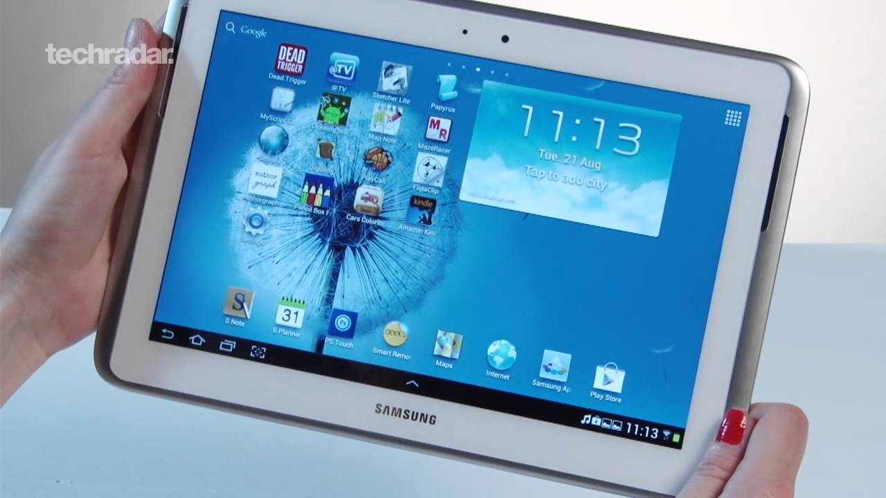 Galaxy Note 10 1 Vs Ipad 3 Comparison Price Specs Features Youtube