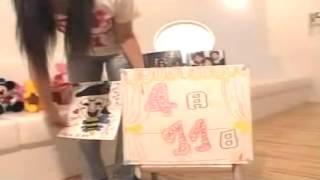Perfume BEE-HIVE カメラ 2004-04-10 かしゆか webcam.