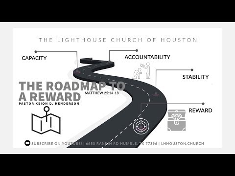 The Roadmap to a Reward | Pastor Keion Henderson