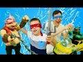 Черепашки НИНДЗЯ Vs Бибоп Игры черепашки ниндзя для детей mp3