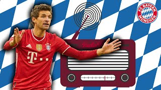 Best of Radio Müller - Wнat Thomas Müller yells on the pitch