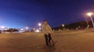 Como Hacer Tailwhip con Scooter | Tutorial