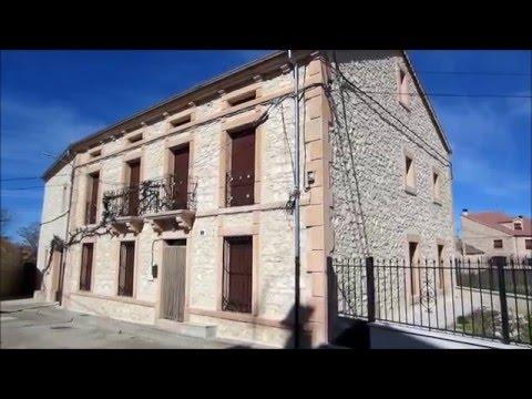 Restauraci n de fachada casa de pueblo youtube for Restauracion de casas viejas