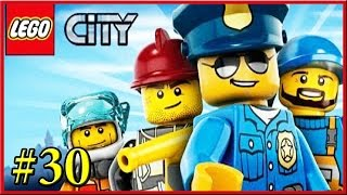 Мультфильм ЛЕГО СИТИ про машинки и полицейского Чейз Маккейна LEGO CITY Игровой мультик 30 серия
