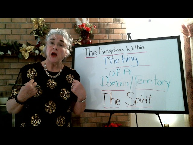 The Kingdom Within Web Cam, Spiritual Education Teaching July 2019
