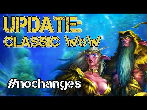 Classic WoW Update | Multiple Leaks