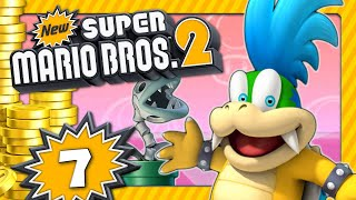 Larry der Larry 💰 NEW SUPER MARIO BROS. 2 #7