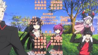 » Little Busters! Refrain リトルバスターズ!~Refrain~ ED / Ending 「Kimi to no Nakushi Mono」