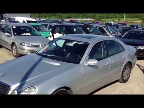 Gebrauchtwagen Händler Miki Automobile Deutschland Stuttgart