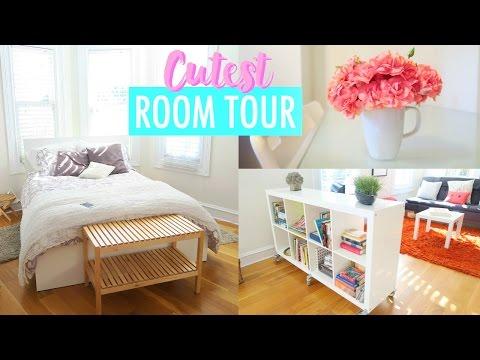 CUTEST STUDIO ROOM TOUR