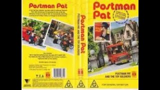 Download Video Postman Pat Postman Pat And The Toy Soldiers Australian VHS MP3 3GP MP4