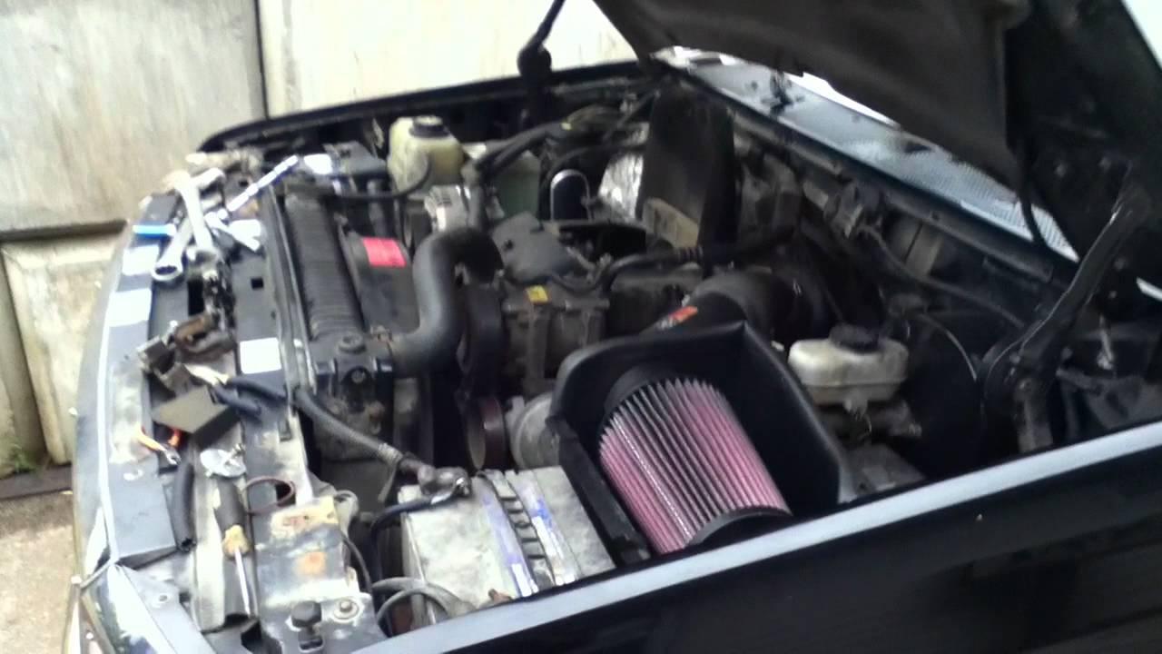 1995 F350 7 3 Power Stroke Diesel Engine Problem Youtube