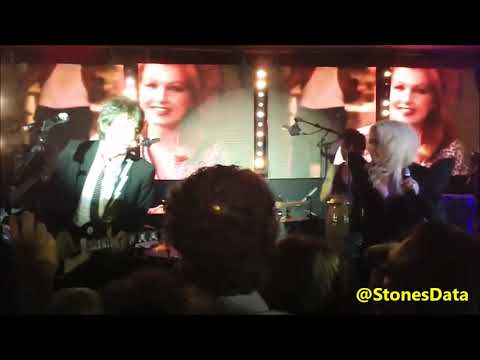 Ronnie Wood and Cyndi Lauper, Cannes 2012 from YouTube · Duration:  4 minutes 24 seconds