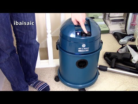 Unboxing Two Hoover Jet & Wash Multifunction Vacuum Cleaners