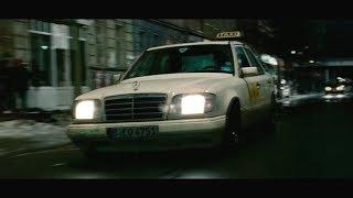 "фильм ""Неизвестный"" (2011). Погоня Mercedes vs Touareg. / Unknown (2011). Fragment of the chase."