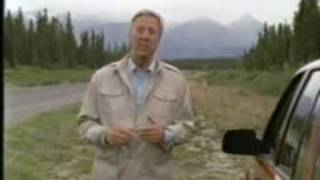 Building the Alaska Highway (Rediscovering America w/David Hartman) Part 1 or 6