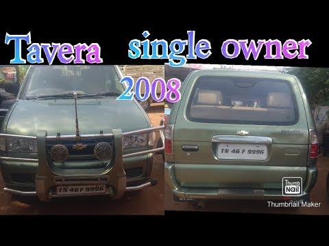 Tavera 2008 Single Owner || Chevrolet Tavera 2008 Single Owner || Tavera Ls Model