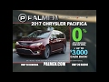 2017 Palmen 1000 Chrysler Pacifica at Palmen in Racine