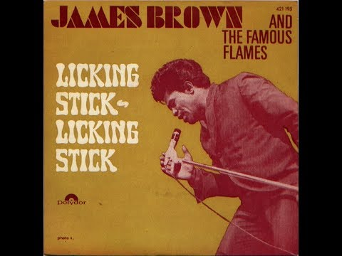 Licking Stick, Licking Stick by James Brown Mp3