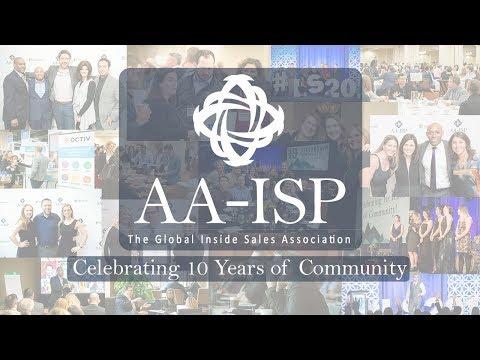 Celebrating 10 Years of AA-ISP Community