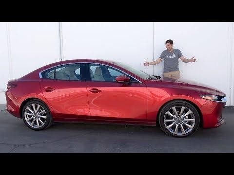 Вот почему Mazda3 2019 года - это мой любимый компактный седан