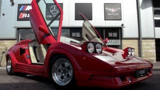 Lamborghini Countach '25th Anniversary'