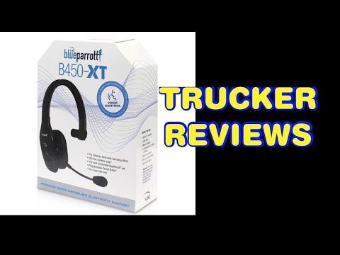 BlueParrott B450-XT driver review
