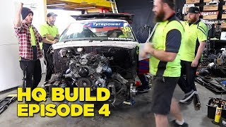 Hq Holden Build - Episode 4