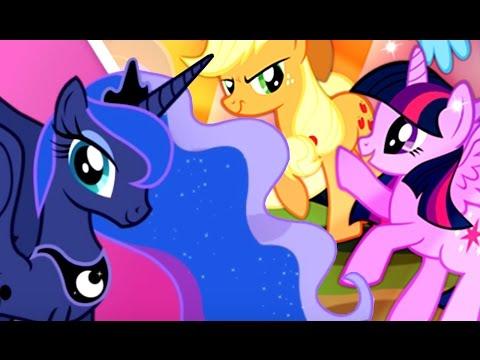 2-я Серия - My Little Pony - Миссия Гармонии - Игра про Мультики Май Литл Пони на русском