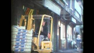 My award winning 8mm film depicting life in and around the East End...