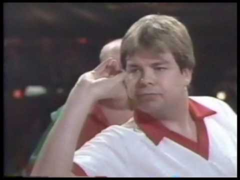 England vs. Wales - Semi-Final - 1991 BDO Home International