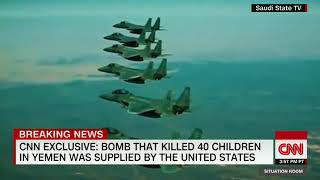 EXCLUSIVE  Bomb that killed 40 kids in Yemen made in US CNN