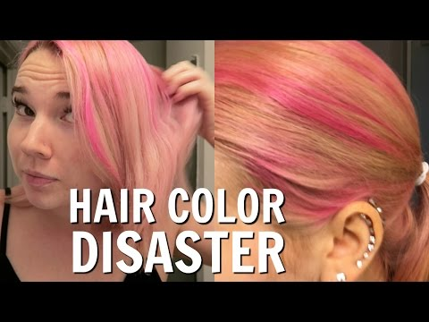 FUCKING UP MY HAIR!! (Live Footage, Storytime + Pics)