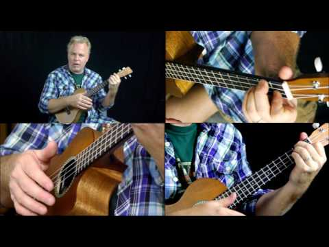 Guitar 18 guitar chords : Beginner Ukulele Lesson 18 : D and G Minor Chords - YouTube
