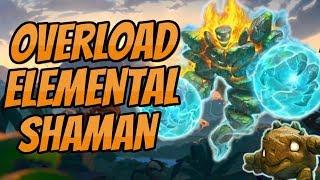 Salty Missplays | Overload Elemental Shaman | Hearthstone