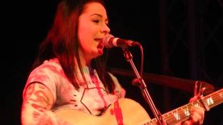 Lucy Spraggan : Beer Fear live at Gloucester Guildhall 02.03.2016