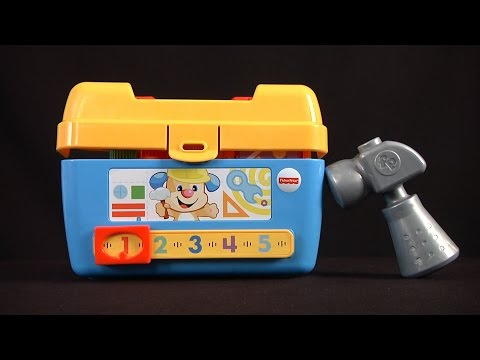 Laugh & Learn Smart Stages Toolbox From Fisher-Price