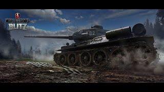 World of Tanks Blitz - собираем вымпелы и гильзы.Новый Год как ни как)) #4