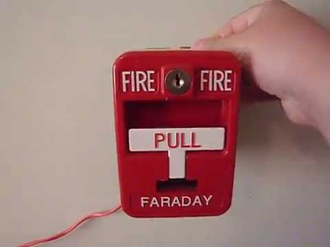 Fire Alarm Test #8