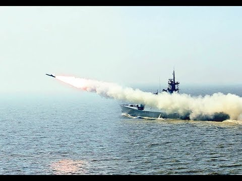 Bangladesh Navy Launches C-704 Missile In Exercise Safeguard 2019