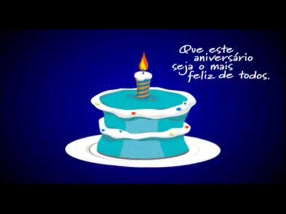 Feliz Aniversário Youtube: Feliz Aniversário Sandra